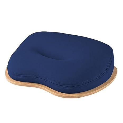 Outgeek Lap Desk Laptop Tablet Pillow Laptop Lap Stand With Cushion Wood Platform Cushioned Laptop Tray Portable Lap Tray Sofa Cushion Laptop