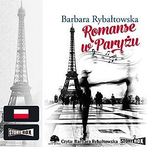 Romanse w Paryżu Hörbuch