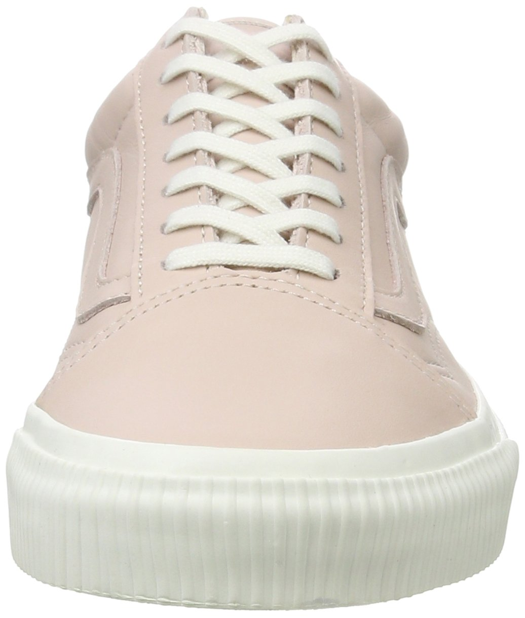 Vans Unisex Old Skool Classic Skate Shoes B01N7HIY08 6.5 M US Women / 5 M US Men|Sepia Rose/White