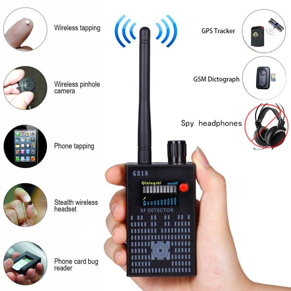 GF-LINK G318 Anti-Spy Amplification signal detector spy bug