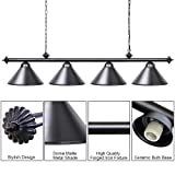 Wellmet 4 Light Kitchen Island Pendant