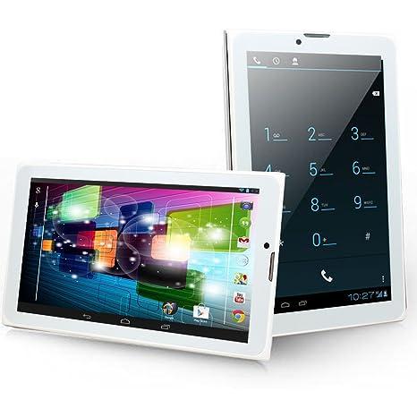 Indigi - Tablet Android Pie OS de 7 Pulgadas para Smartphone 4G ...