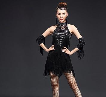 Disfraz de Baile Latino Adulto Traje de Baile Latino Traje ...