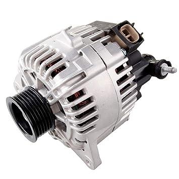Aintier Alternators AVA0066 11188 2655424 Compatible with Hyundai Santa FE 2005-2006 Sonata 2005 Tiburon 2005-2008 Tucson 2005-2009 KIA Magentis//Optima 2005-2006 Sportage 2005-2010 2.7L