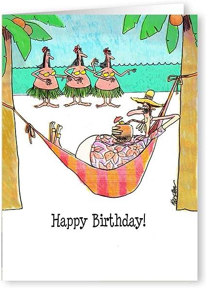 Remarkable Amazon Com Birthday Wishes Funny Birthday Card Single Funny Birthday Cards Online Fluifree Goldxyz
