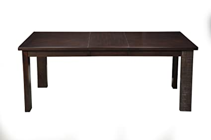 Image Unavailable Not Available For Color Alpine Furniture 8678 01 Tucson Dining Table