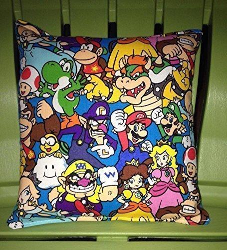 super mario pillow - 9