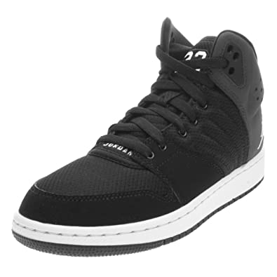 huge selection of 36671 6e0f9 Image Unavailable. Image not available for. Color  nike Jordan 1 Flight 4  Prem BG Hi Top Trainers 828237 Sneakers Shoes ...