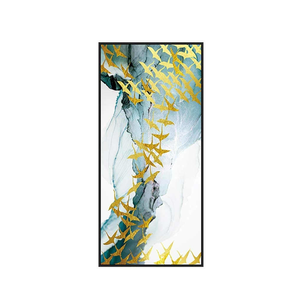 WENJUN Wall Art Picture Art On Canvas Wall Art Painting The Picture Print On Canvas Abstract Pictures For Home Decor Decoration Gift,6 colors,2 Sizes ( color   E , Size   4080cm )