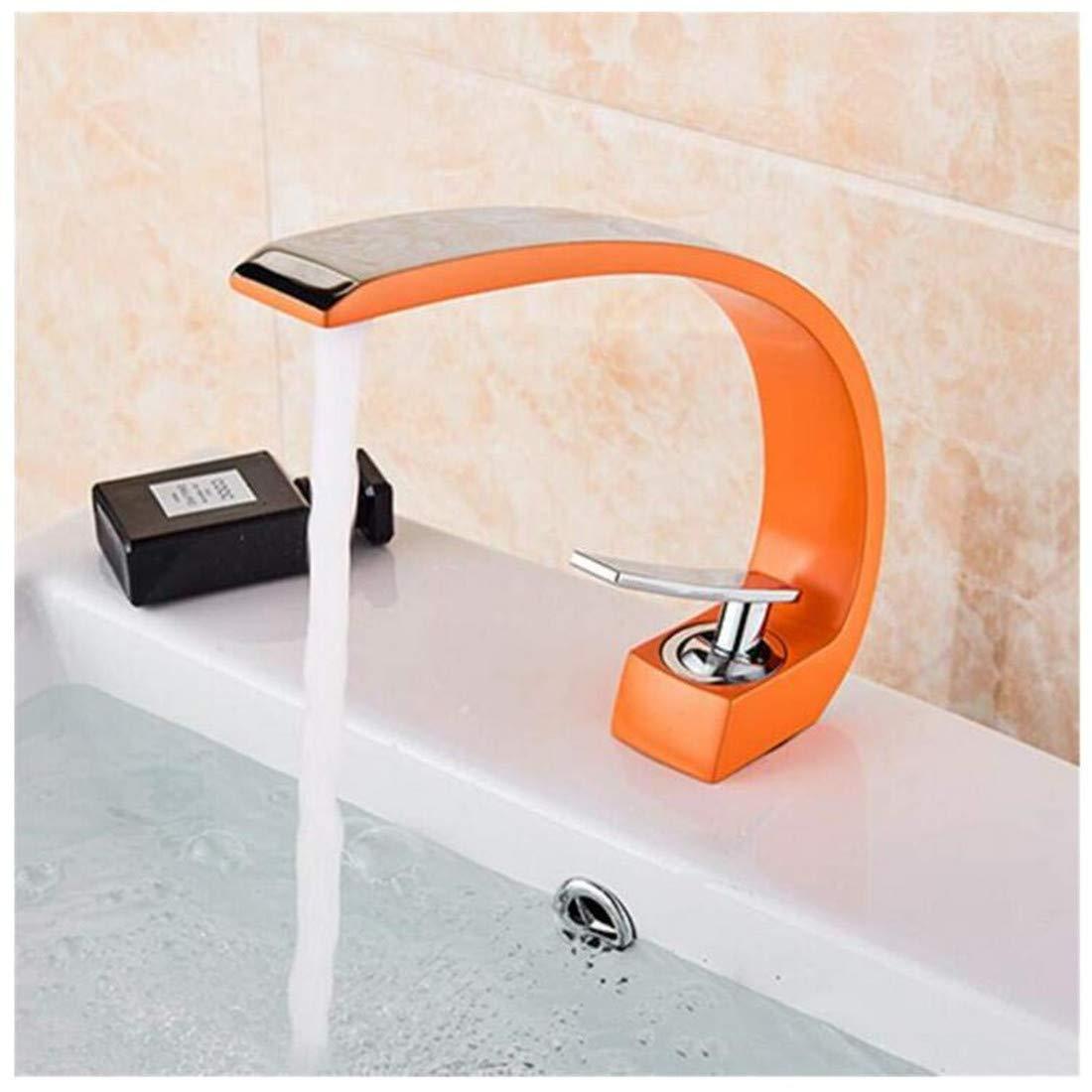 Kitchen Bath Basin Sink Bathroom Taps Washbasin Mixer Chrome Brass Bathroom Single Handle Ctzl1936