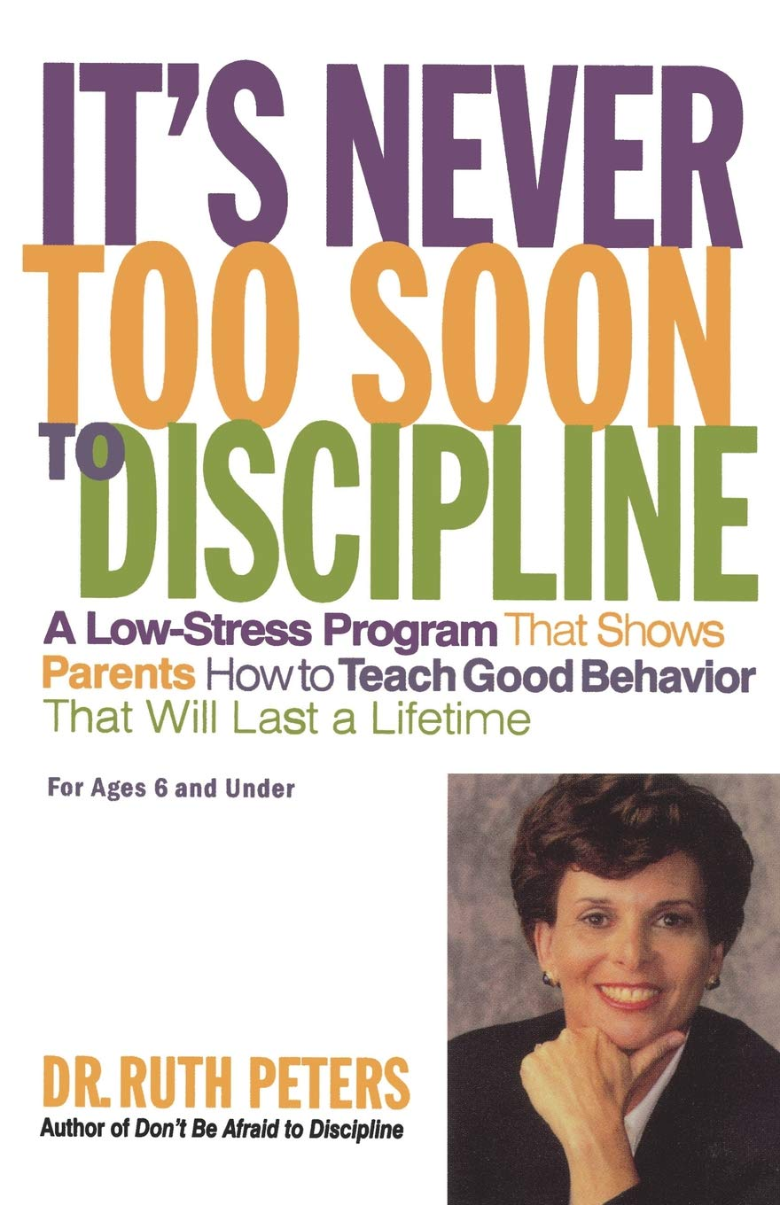 Proactive Discipline Can Lower >> It S Never Too Soon To Discipline A Low Stress Program That Shows