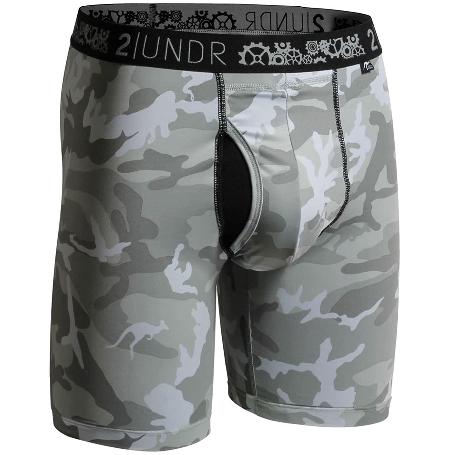2UNDR Gear Shift Long Leg - Dark Camo