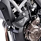 Roulettes de protection Puig PRO Yamaha MT-07 Tracer 16-17 noir