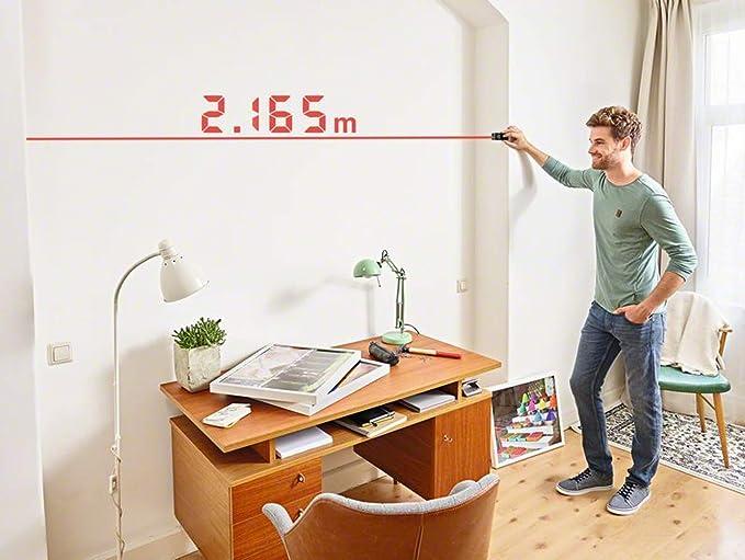 Bosch Entfernungsmesser Zamo Weu Tin Box : Bosch laser entfernungsmesser zamo generation messbereich