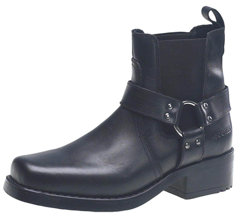 e8c0991d elegante Gringos - Botas para hombre negro negro 8 UK - liceovipro.cl