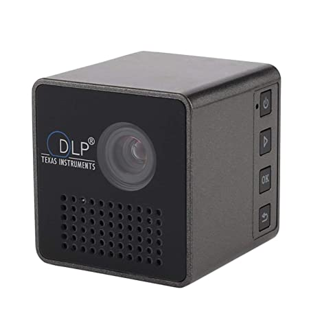 Mini 1080P Full HD LED Proyector DLP WL-P1 Portable Home Movie ...