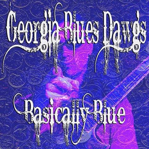 Basically Blue (Georgia Blues Dawgs)