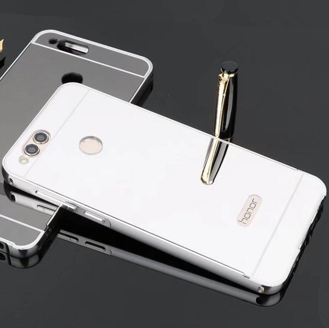 Amazon.com: Huawei Honor7X/Mate SE Mirror Case, Shiny ...