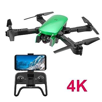 KAIFH Drone Cámara 4K HD Drone Plegable Posicionamiento De Flujo ...