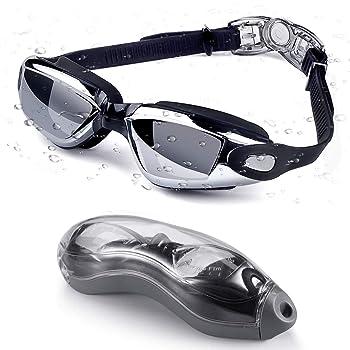 Letsfit Anti-Fog Swim Goggles