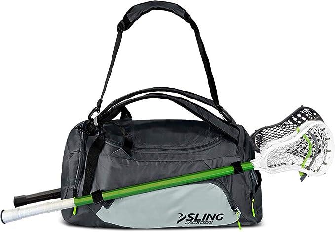 Sling Lacrosse Bag - Hybrid 2.0 - Affordable Lacrosse Bag