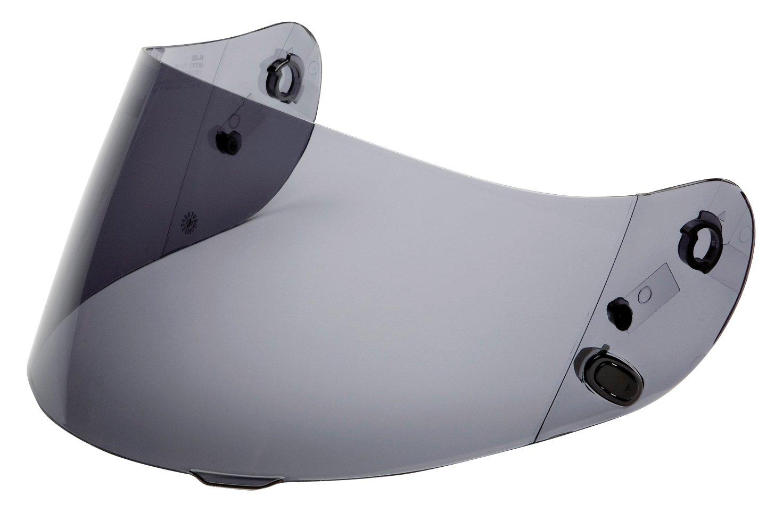 HJC Helmets HJ-09 Unisex-Adult Anti-Scratch Replacement Face Shield (Dark Smoke, One Size) by HJC Helmets