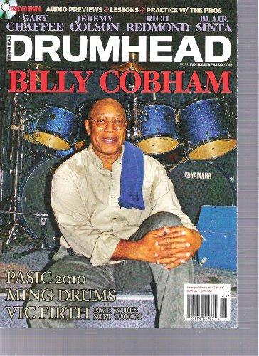 Drumhead Magazine (Billy Cobham, January February 2011)