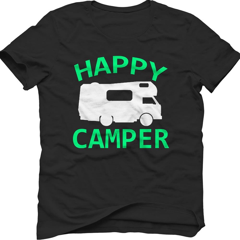 Happy Camper Man's T-Shirt