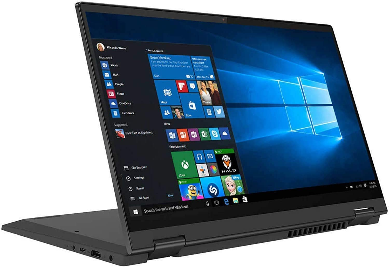 Lenovo IdeaPad Flex 5 2-in-1 Laptop, 14.0