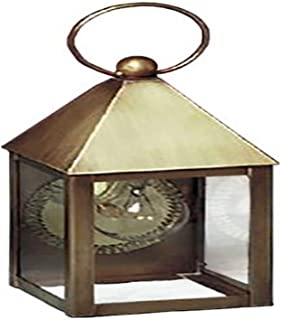 product image for Brass Traditions 541 DAAC Small Wall Lantern 500 Series Loop Top, Antique Copper Finish 500 Series Loop Top Wall Lantern