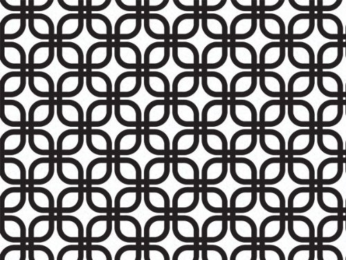 BLACK LINKS GEO GRAPHIC240~20''x30'' Sheets Recycled (1 unit, 240 pack per unit.)