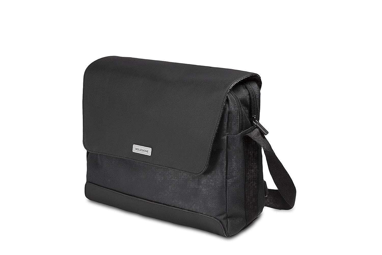 [モレスキン] モレスキン バッグ ノーマッド メッセンジャーバッグ ET83MS B07SYKZW9N ブラック