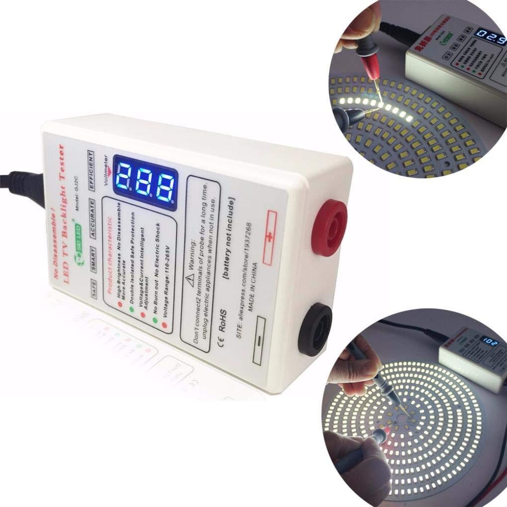 Yongse TD 0-300V de salida todo el tamaño LED de retroiluminación LCD TV metro del probador herramienta Junta cuentas de luz Detectar herramienta de ...