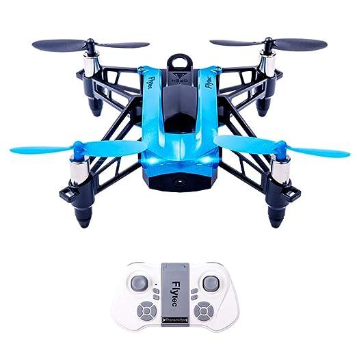 LJJOZ Mini Drone Toy Resistente A La Caída con Luces LED, Altura ...