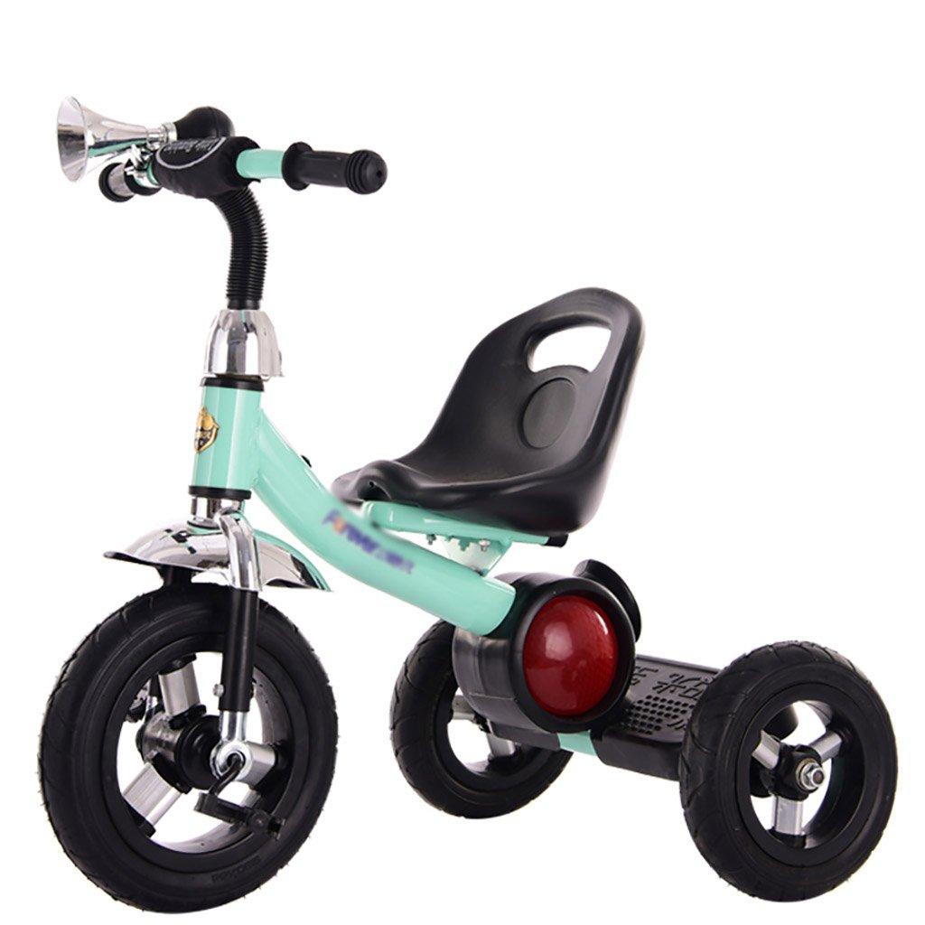 子供用トライク、三輪車の乗り物バイク、赤ちゃんの滑り自転車、おもちゃの自転車、自転車の子供、フットペダルの3つの車輪 (色 : B) B07DVJ5H7F B B