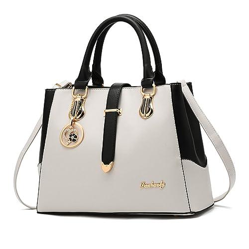e1f47e9c0ed8b imbettuy nouveau sac à main de style de mode noir et blanc sac à  bandoulière femme