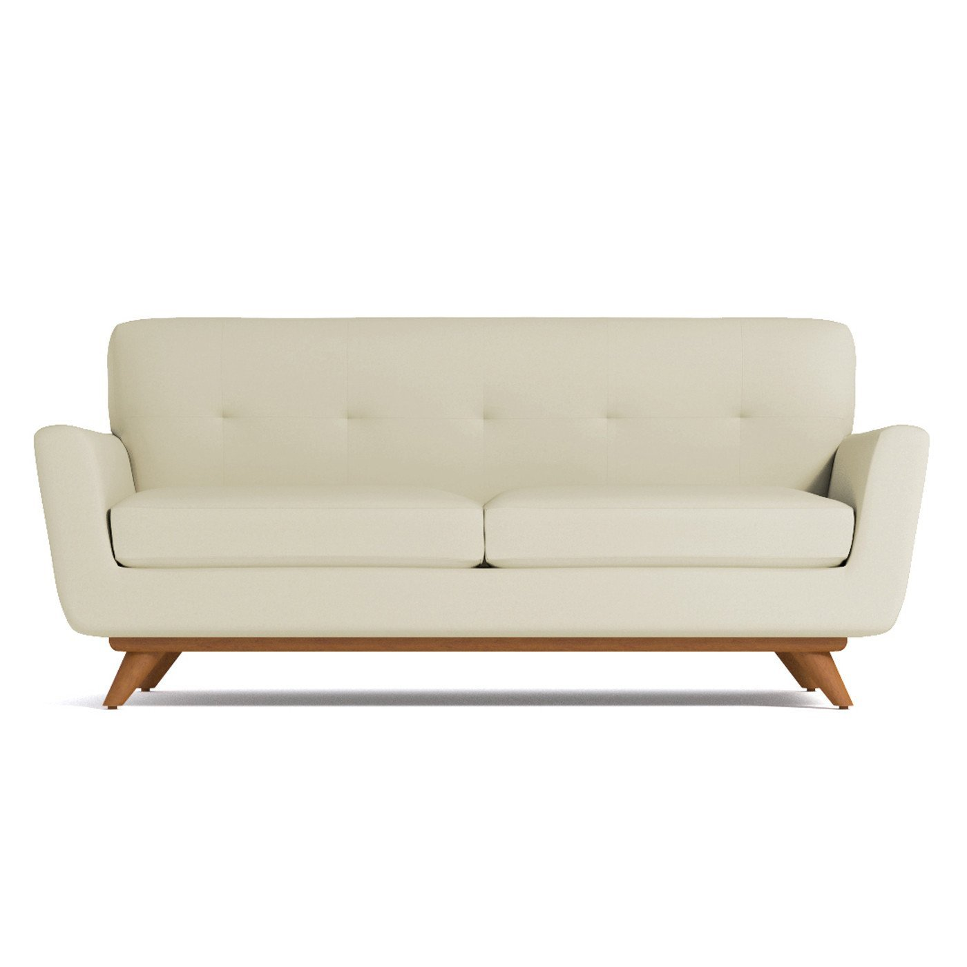 Amazon Com Carson Apartment Size Sofa Buckwheat 65 X 34 X 32