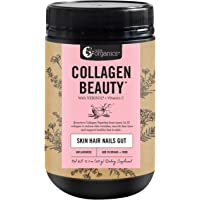 Nutra Organics Collagen Beauty Skin Hair Nails Powder, 450 grams