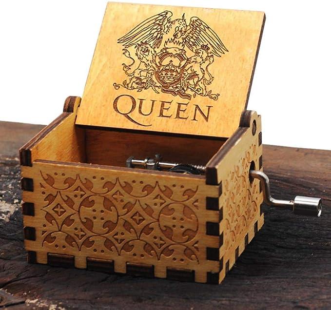 COMPY Music Box Caja de música, Queen: Amazon.es: Hogar