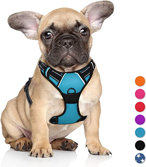 BARKBAY No Pull Dog Harness Large