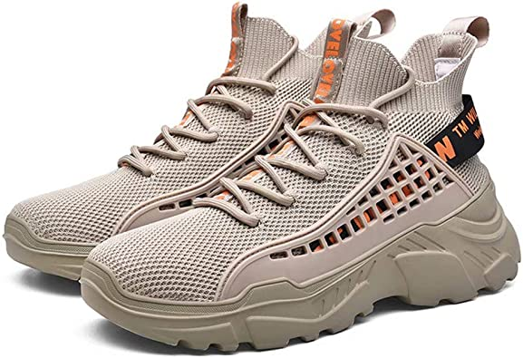 SANNAX Zapatillas Hombre Zapatillas Running Hombre Sneakers ...