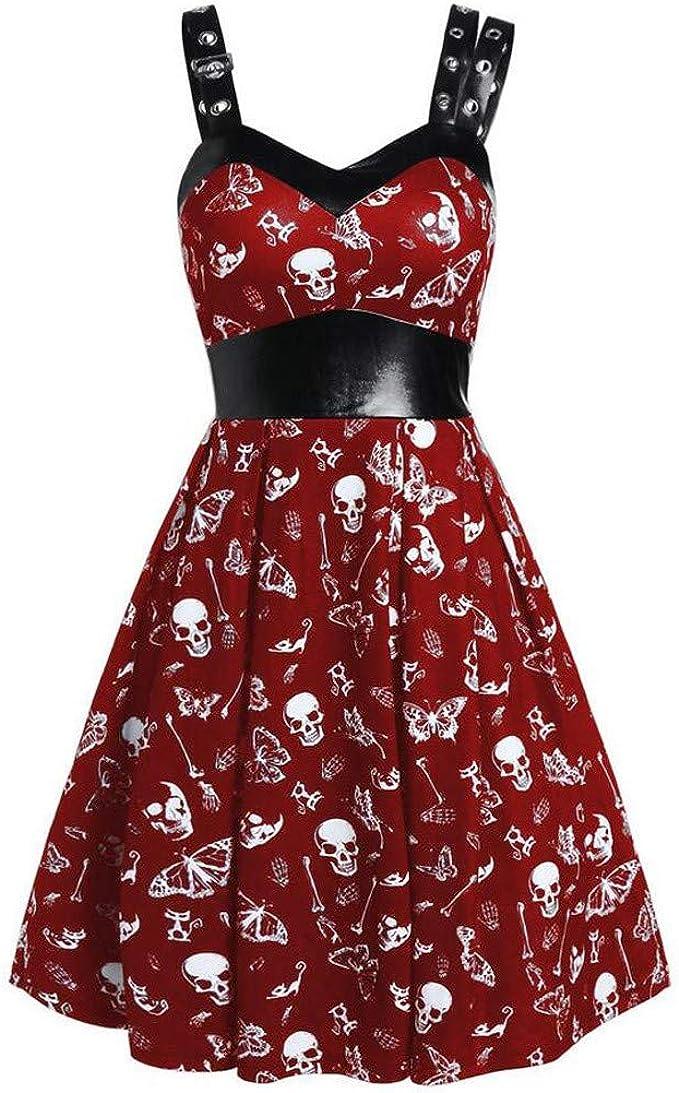 Acheter robe tete de mort online 9