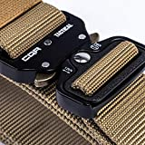 CQR Tactical Belt, Heavy Duty Belt, Military Style
