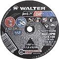 Walter 11L403 4x1/32x3/8 ZIP Cut-Off Wheels, Type 1 A60 Grit, 25 pack