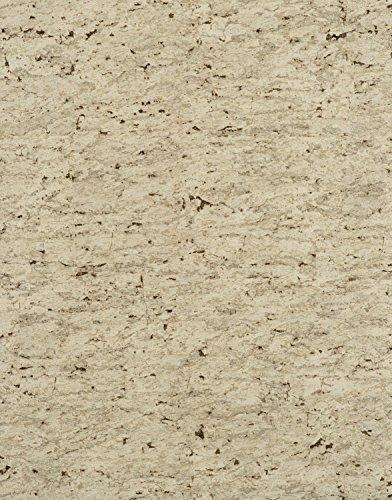 YORK RN1022 Modern Rustic Sueded Cork Wallpaper