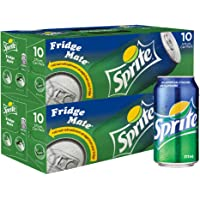 Sprite Soft Drink Multipack Cans 20 x 375mL