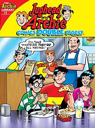 Amazon com: Jughead and Archie Comics Double Digest #13 eBook