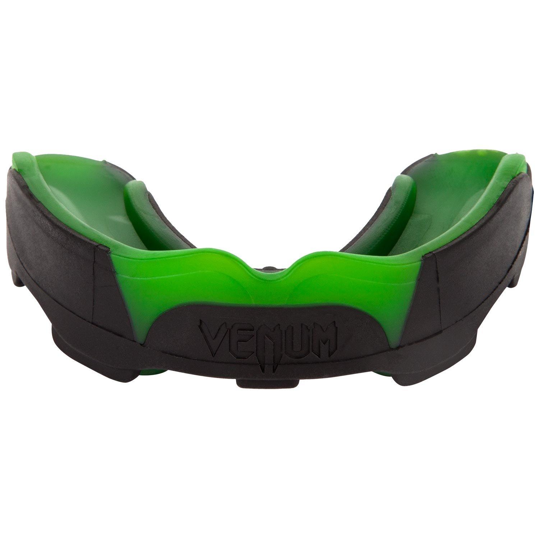Venum Predator Mouthguard - Black/Green, One Size