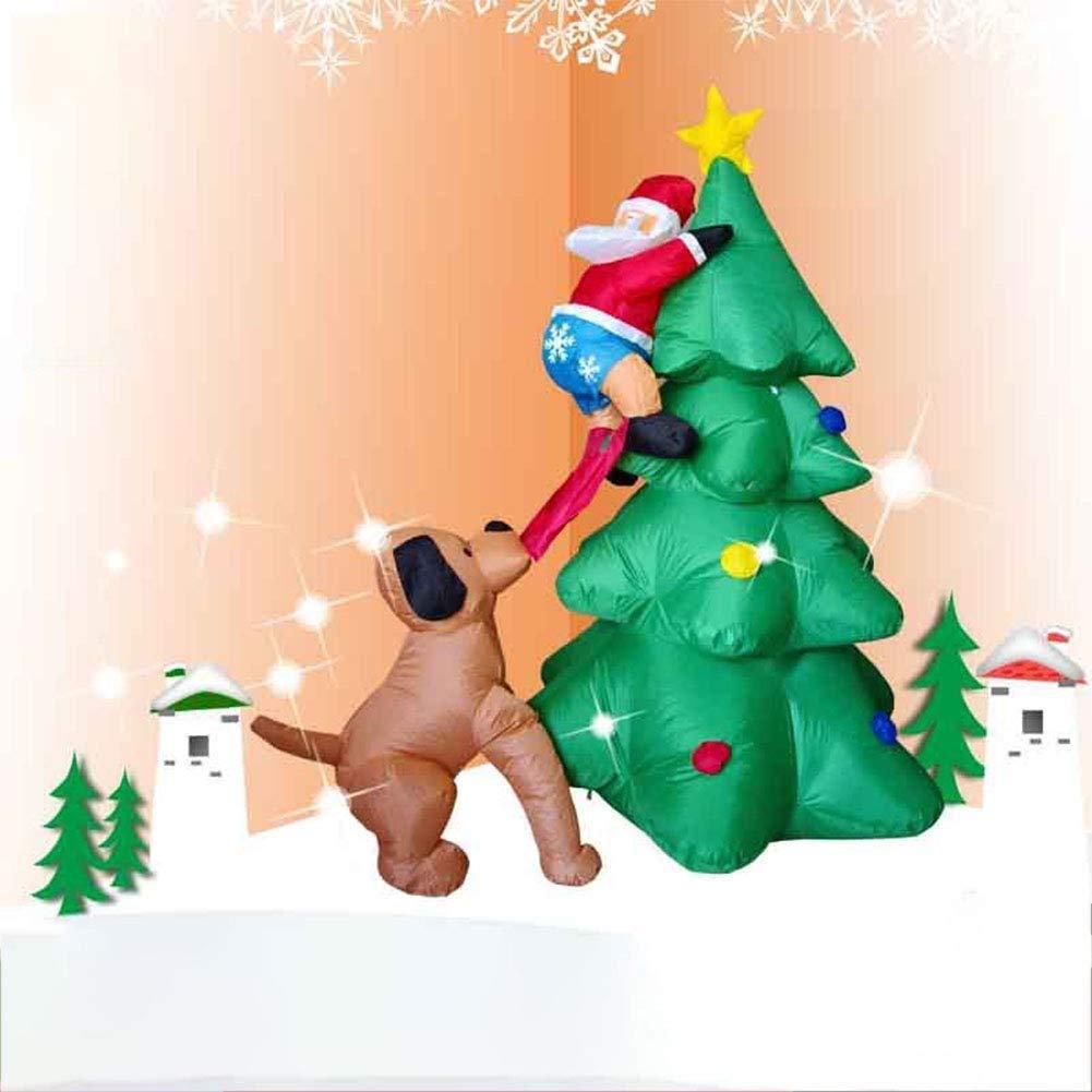 Minions Boutique Navidad decoración Hinchable, 6 Soporte Divertido ...