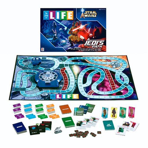 (The Game of Life: Star Wars - Jedi's Path )
